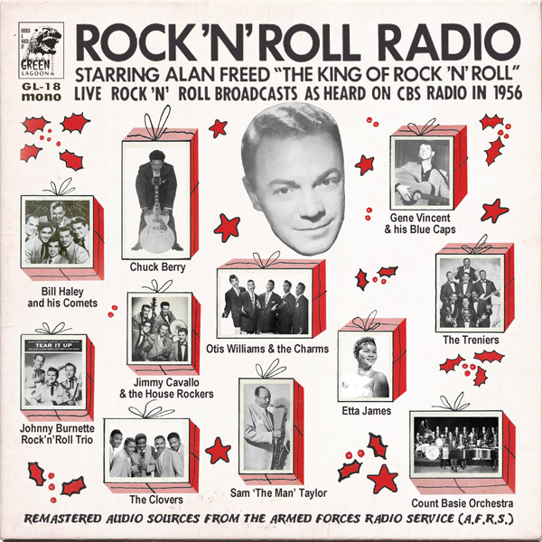 Rock'n'Roll Radio - front cover